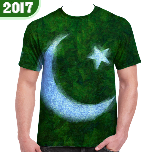 Pakistan Flag Shirts 2017