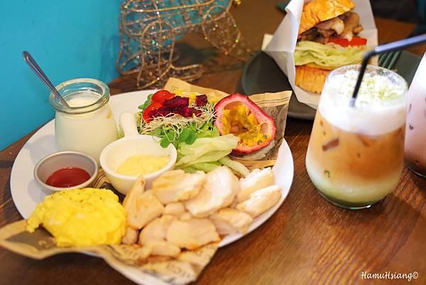 饗旅 Brunch & Cafe'