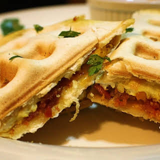 Breakfast Quesadillas.
