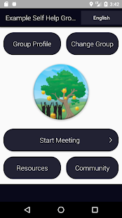 Self Help Group App- screenshot thumbnail