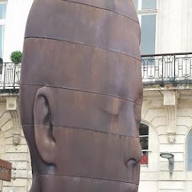 Faceache by Stephen Lang - City,  Street & Park  Vistas