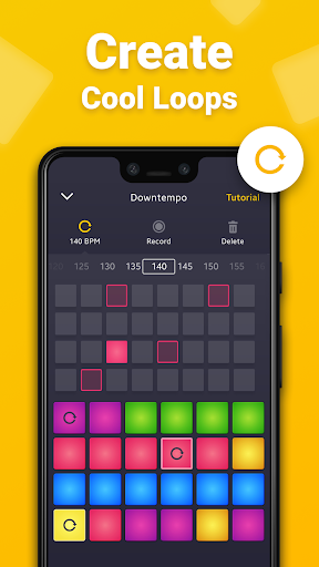 Drum Pad Machine - Beat Maker 2.6.0 3
