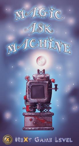 the Magic Ask Machine