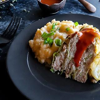 Pork and Cabbage Casserole Recipe