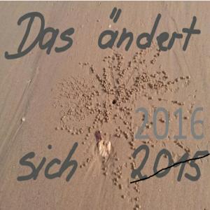 Gute Vorsätze 2016