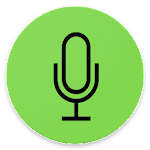 Audio Recorder Simple And Easy Icon