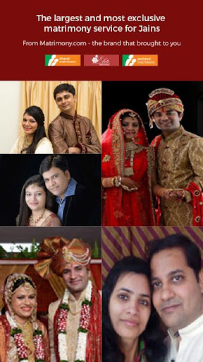 No 1 and Official Jain Matrimony App by CommunityMatrimony