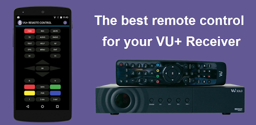 VU+ REMOTE CONTROL - Apps on Google Play