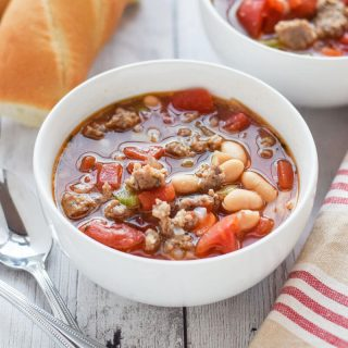 Homemade Pork And Beans Soup Recipes