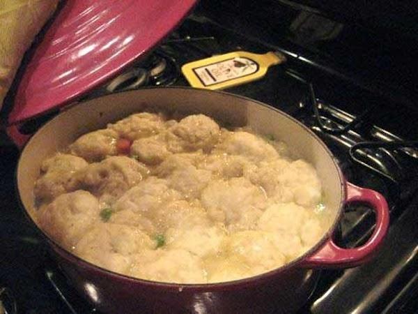Northern Chicken And Dumplings Recipe