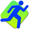 Pedometer icon