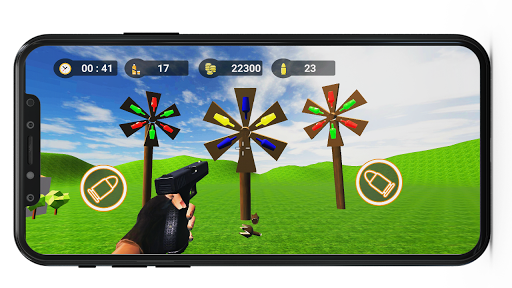 Télécharger Bottle Shooter 3D Expert : Best Shooter Game mod apk screenshots 3