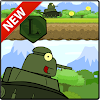 Funny tank - free game for kids
