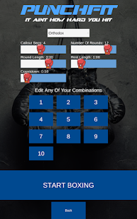 Download PunchFit: Boxing Coach For Heavybags Workouts For PC Windows and Mac apk screenshot 2
