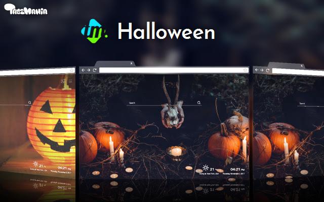 Halloween Wallpapers New Tab