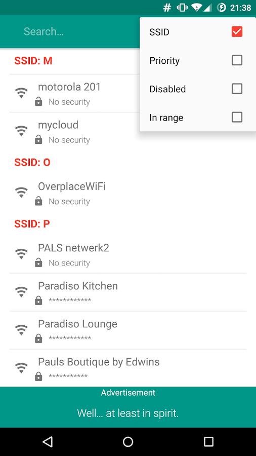 Myke ⁓ Top Ten Find Saved Wifi Password Android No Root App