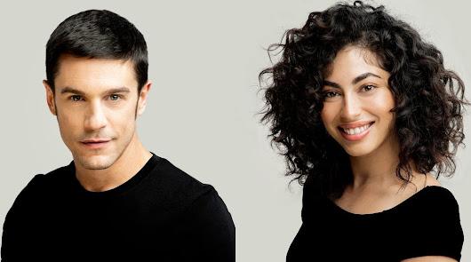 Alejo Sauras y Mina El Hammani, en el 'Edipo' que Bezerra estrenará en Mérida