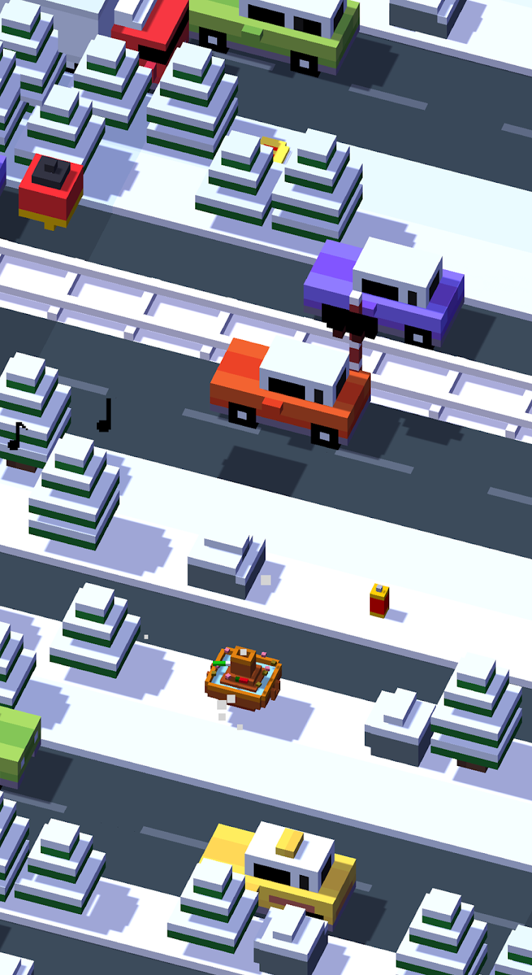 Crossy Road (MOD, Coins/Unlocked) 5