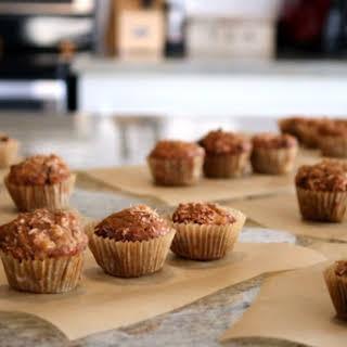 Gluten-Free Mini Chocolate Chip Muffins.