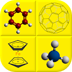 Chemical Substances: Organic & Inorganic Chemistry Icon