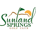 Sunland Springs Golf Tee Times icon