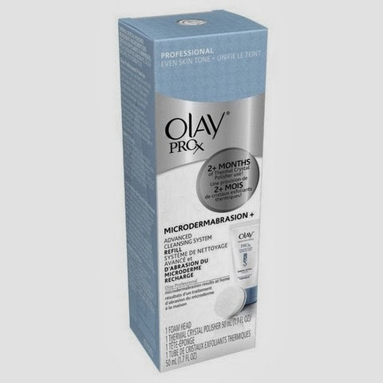 Olay Microdermabrasion brush refills by Supermodels Secrets