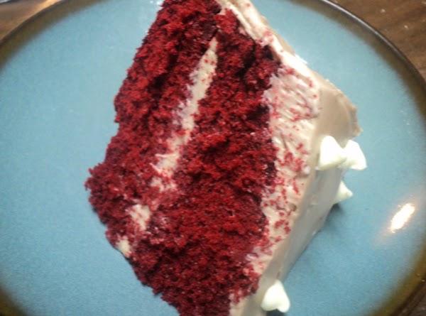Chocolate Red Velvet Cake Recipe