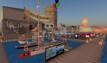 Photo: Come Sail with Us! = http://maps.secondlife.com/secondlife/Gala/97/22/21