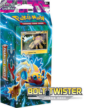 Pokémon (XY4) Phantom Forces, Theme Deck - Bolt Twister Galvantula