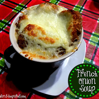 Easy French Onion Soup Mozzarella Recipes