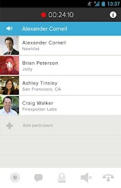 UberConference - Conferencing Screenshot 2