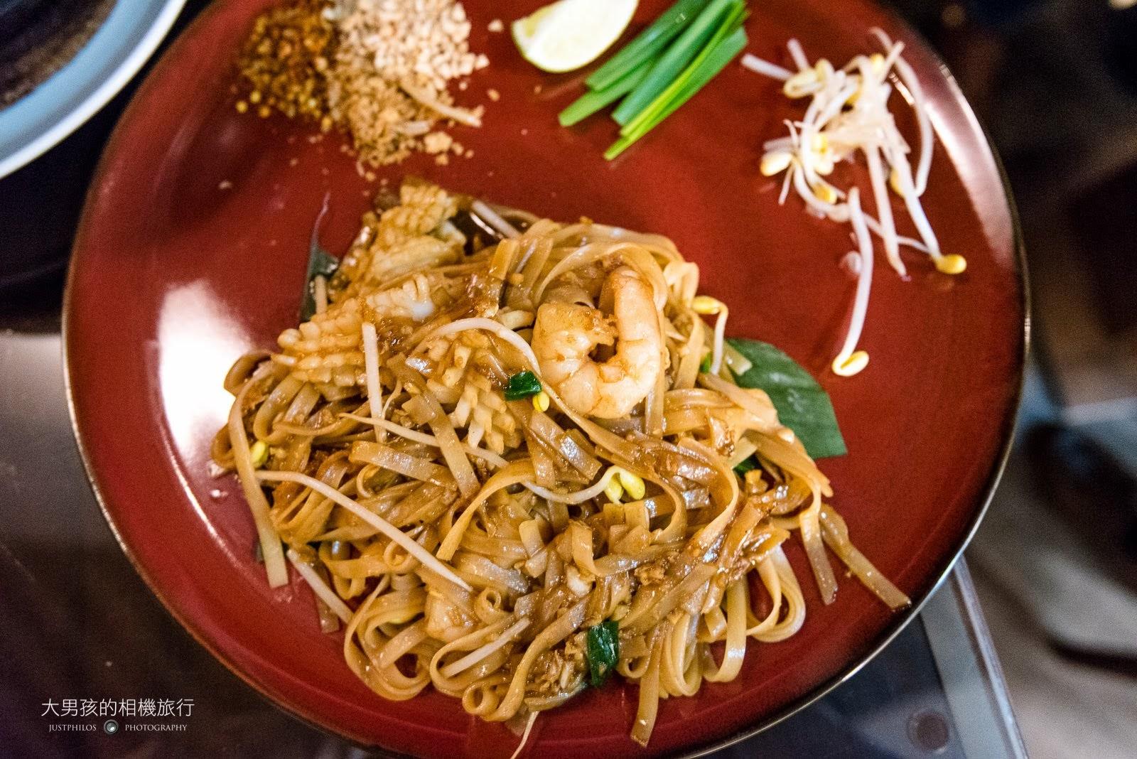泰式炒粿條