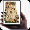 3D House Plans Wallpaper icon