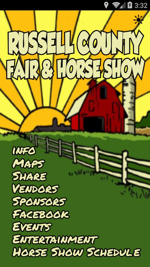 Russell Co Fair & Horse Show- screenshot