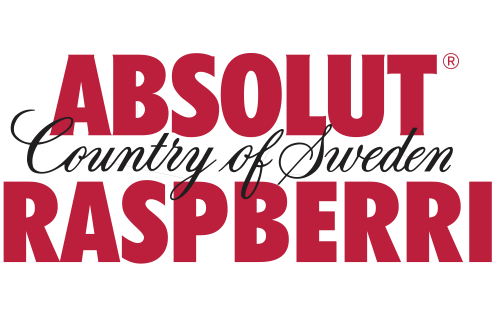 Logo for Absolut Raspberri
