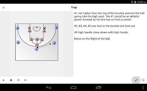 Basketball Playview screenshot 8