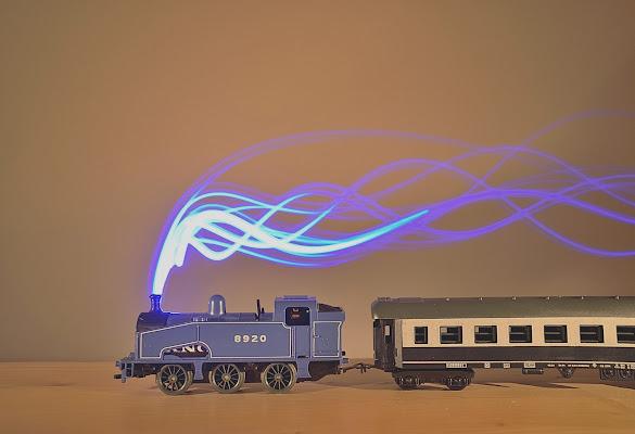 Vapore elettrico  di FlyBoy