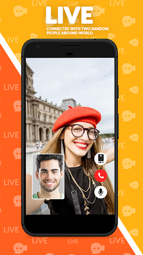 Random Live Chat: Video Call - Talk to Strangers 1.1.11 screenshots 10