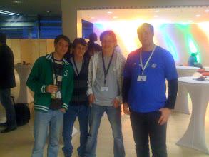 Photo: GDD 2008 Munich - Young OSS Developers