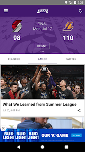 Los Angeles Lakers - náhled