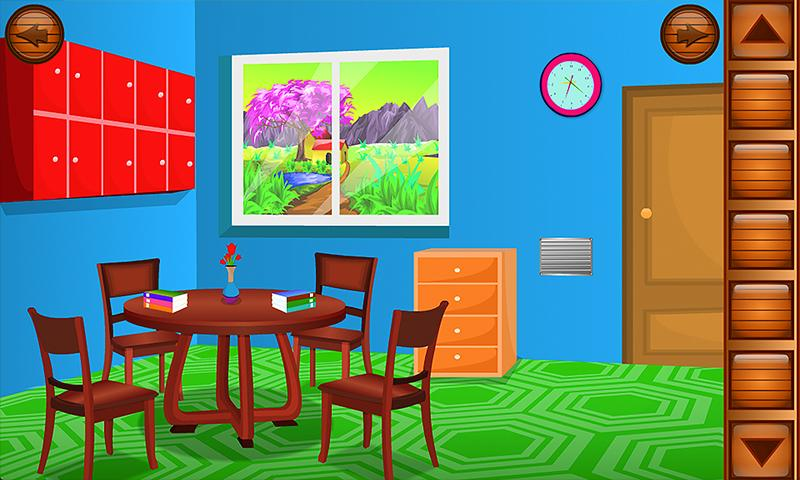 Happy house escape game 2 android apps on google play for Minimalist house escape 2