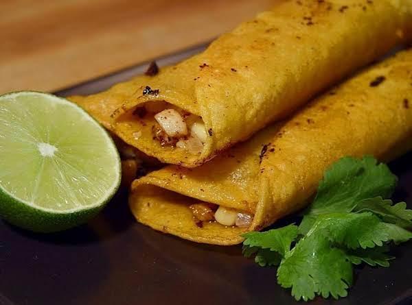 Bonnie's Mexican Steak Flautas