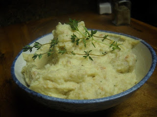 Bacon Parmesan Parsnip Puree Recipe