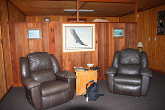 Photo: Very comfortable rooms at the Soaring Eagle Lodge