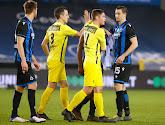 🎥 Les joueurs de Brakel ont reçu de la visite dans leur vestiaire après la défaite à Bruges