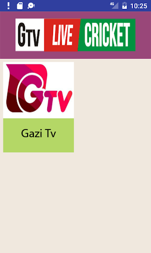 Download Gazi Tv Live Cricket on PC & Mac with AppKiwi APK