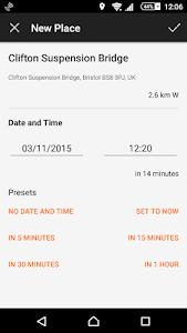 SMSLO - Share Location GPS SMS screenshot 1