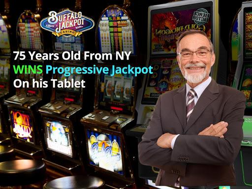 Buffalo Jackpot Casino Games & Slots Machines 2.1.1 screenshots 17
