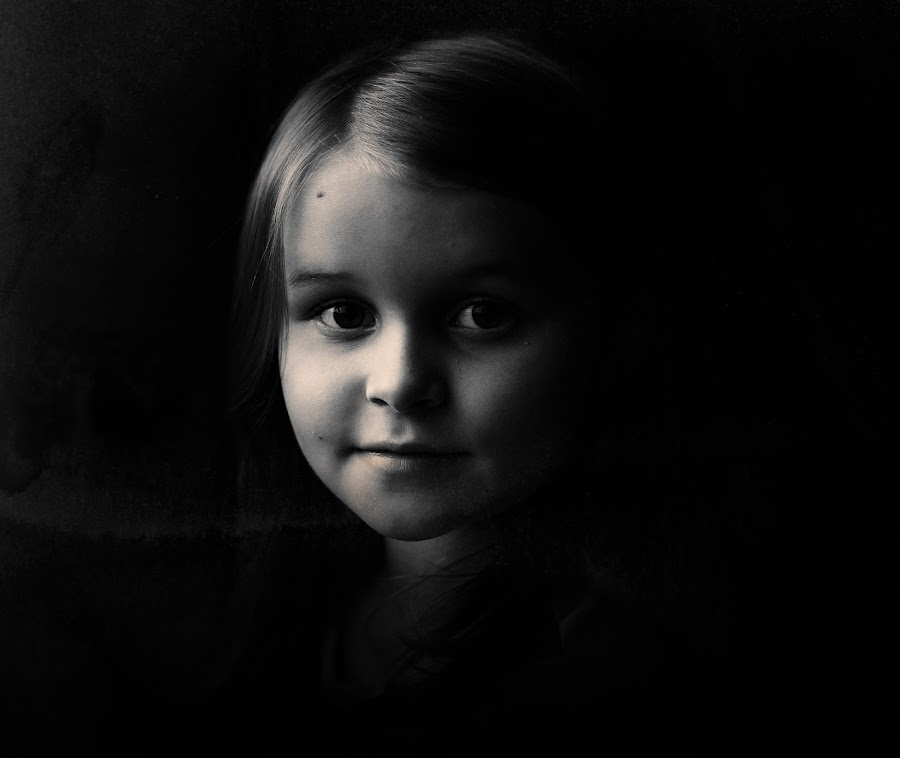 by April Milani - Babies & Children Child Portraits ( , face, photography, closeup, close, up )