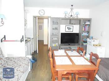 Appartement 2 pièces 33,47 m2